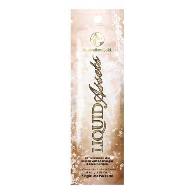 Liquid Assets15ml - Australian Gold