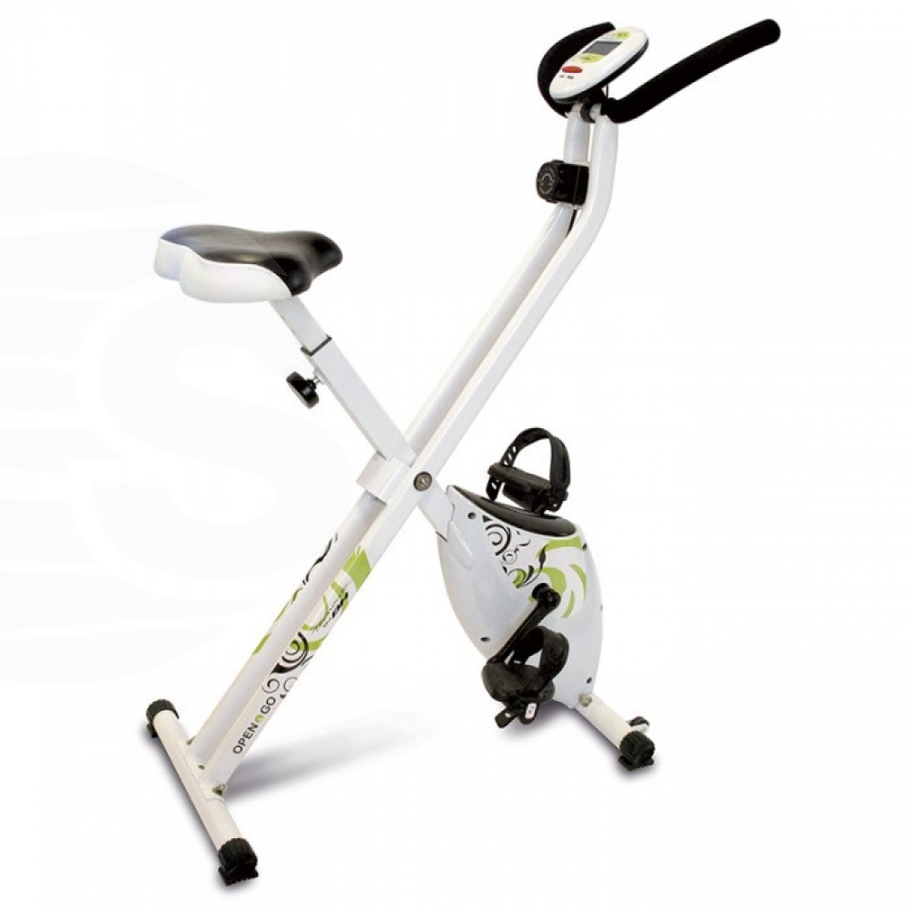 OPEN AND GO foldable bicycle