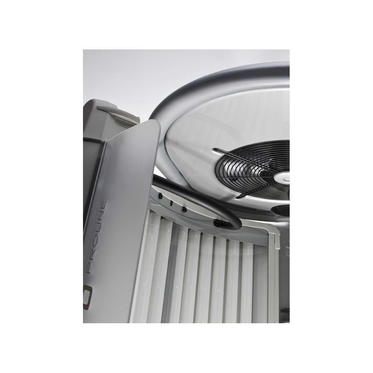 Ventilador central de extração e alto-falantes para Proline 28V
