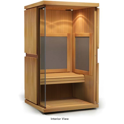 Sauna MPulse ASPIRE Cedar