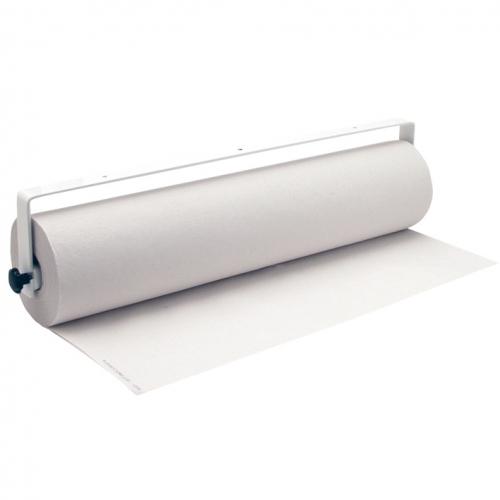 Porta roll paper stretcher