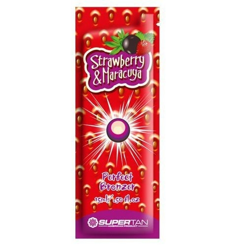 Strawberry & Maracuya 15ml - désactivé - Supertan