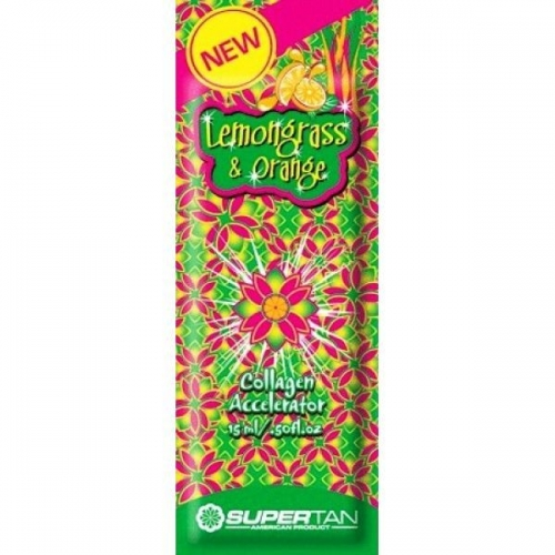 Supertan Lemongrass & Orange 15ml