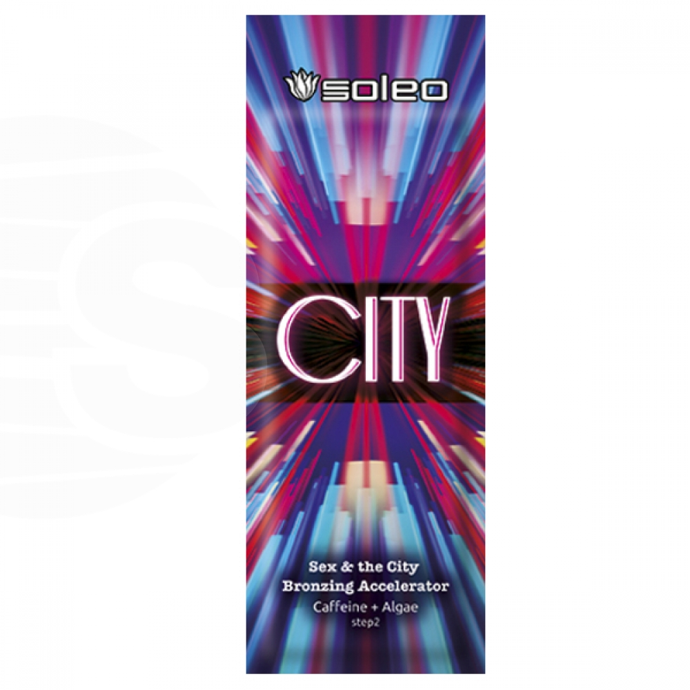 City 15ml - Soleo - sunmarket