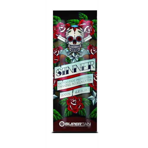 Sinner 15ml - Seule Portion Packs - Supertan