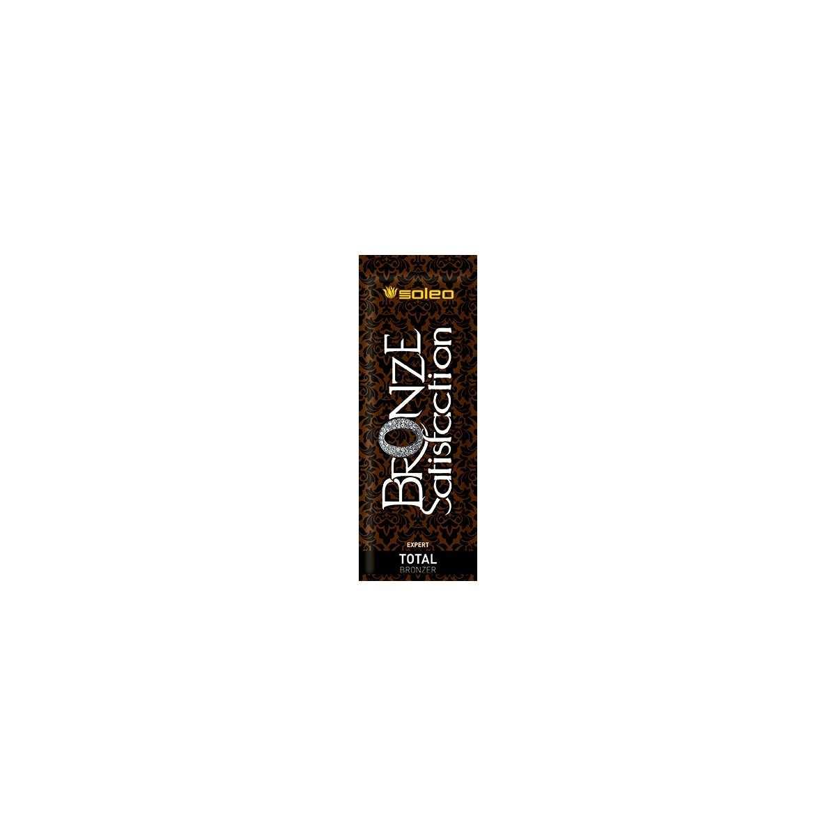 Bronze Satisfaction Total 15ml - Soleo - deshabilitados - Soleo
