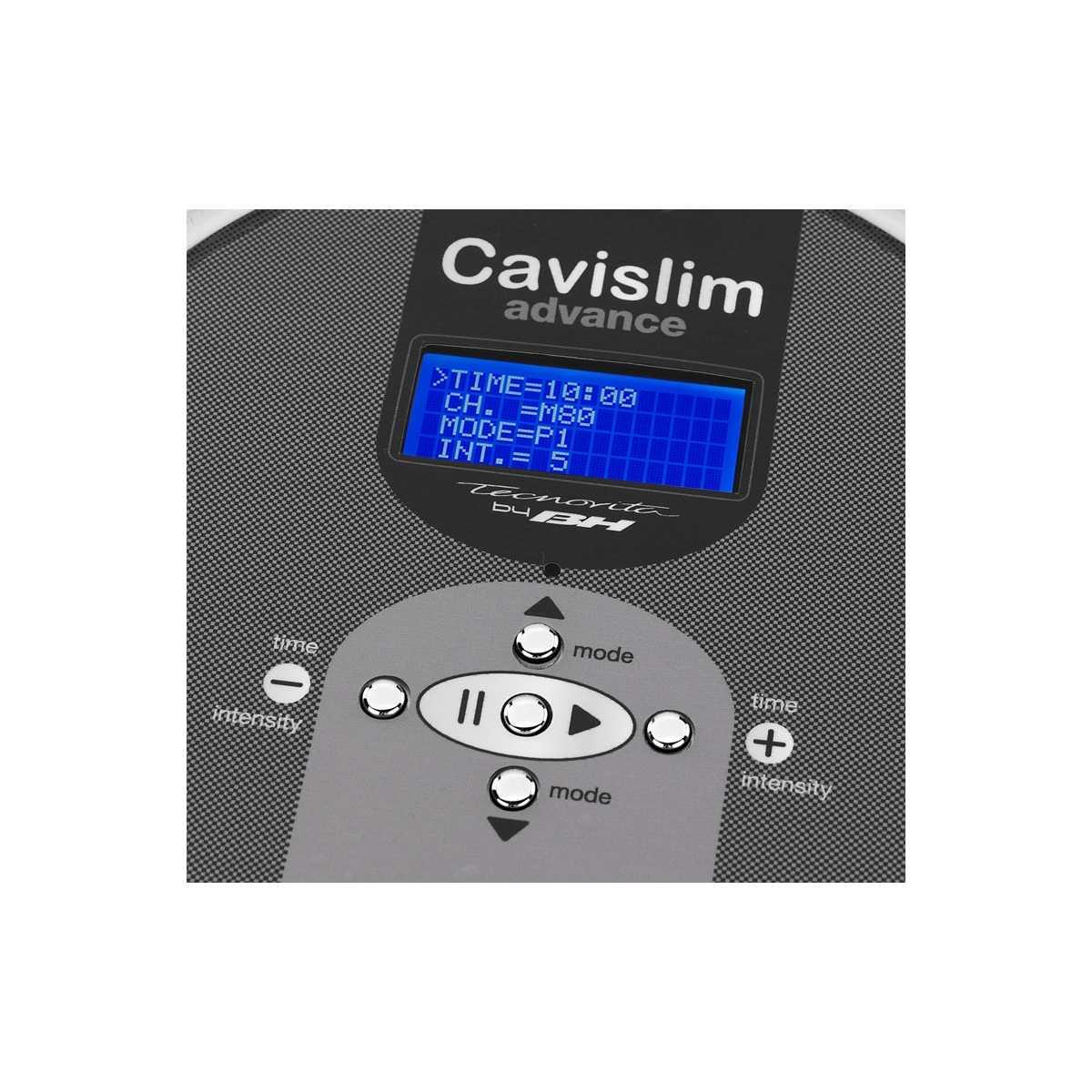 Cavitação cavislim advance com duplo manipulo e modo contínuo e pulsado