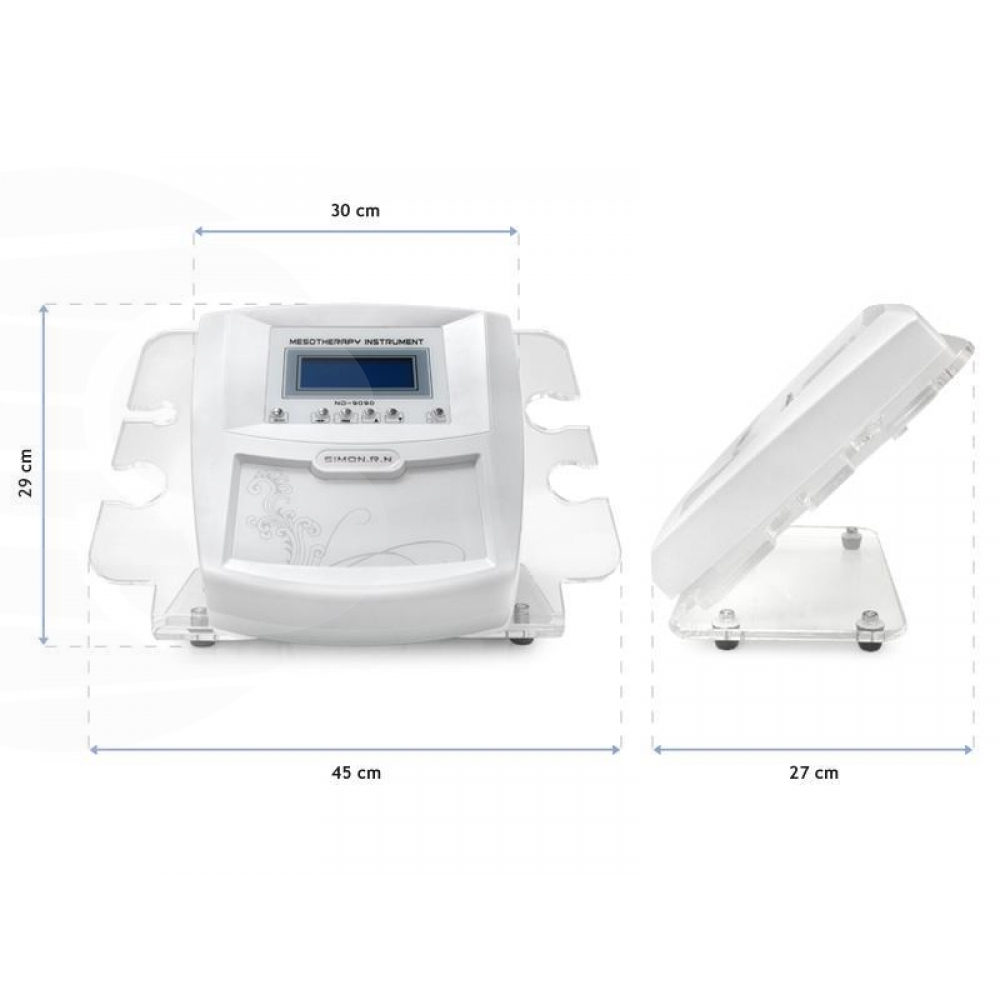 Virtual mesotherapy without needles + Ultrasonic - sunmarket