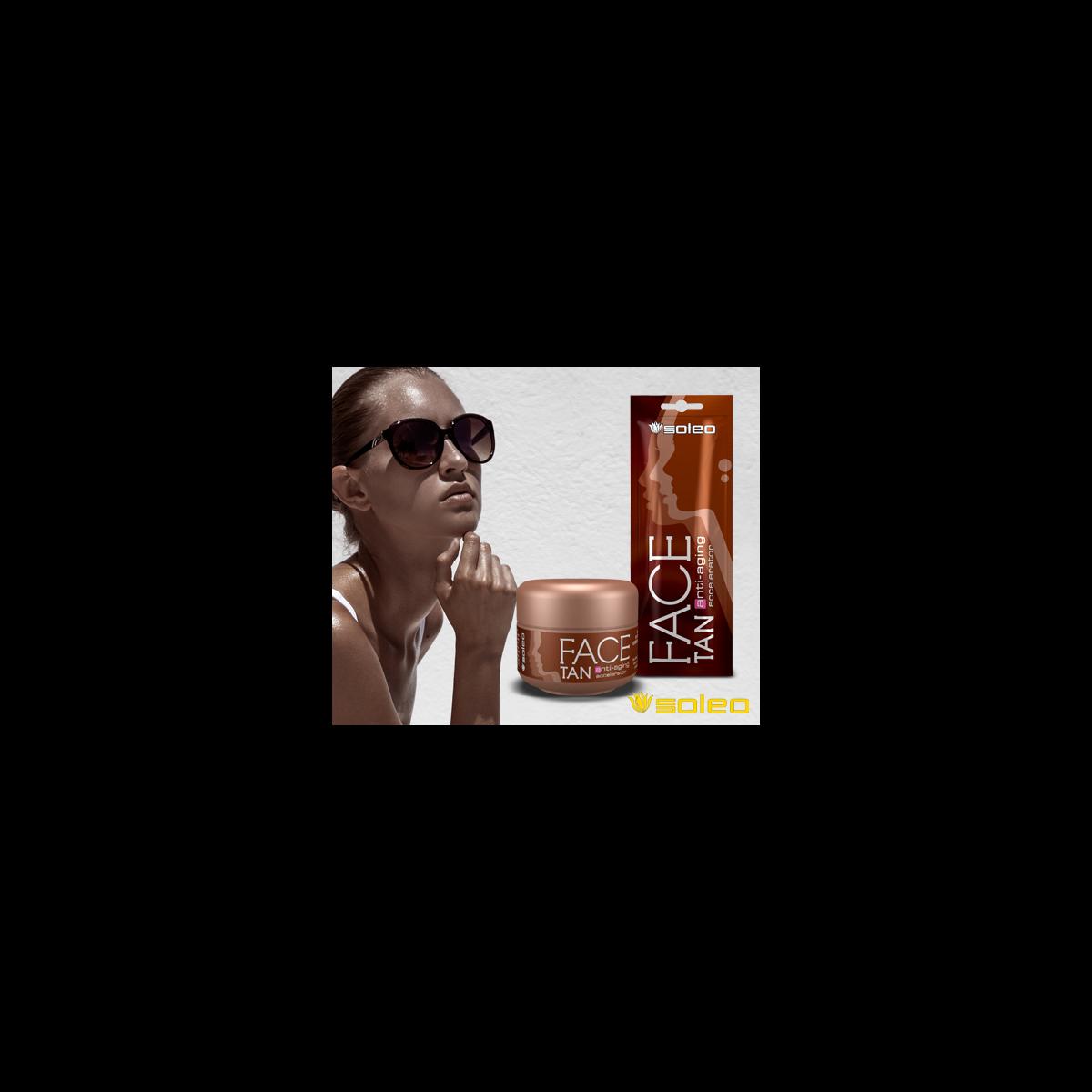 Face Tan - Soleo - Faciales - Soleo