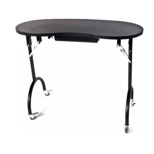 Table for manicure folding and easy transport - Furniture aesthetics - Weelko
