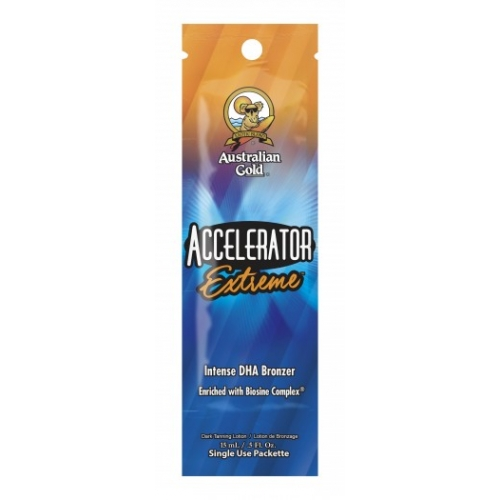 Accelerator Extreme 15ml - Single Serving Packs - Australian Gold