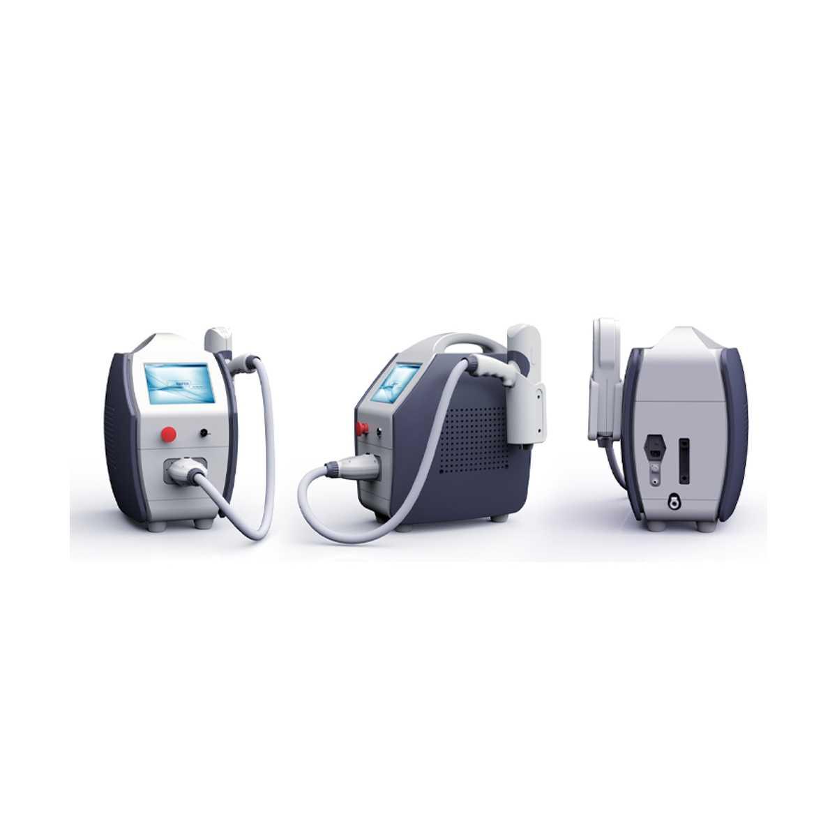 Laser Q-Switch de eliminação tattoo