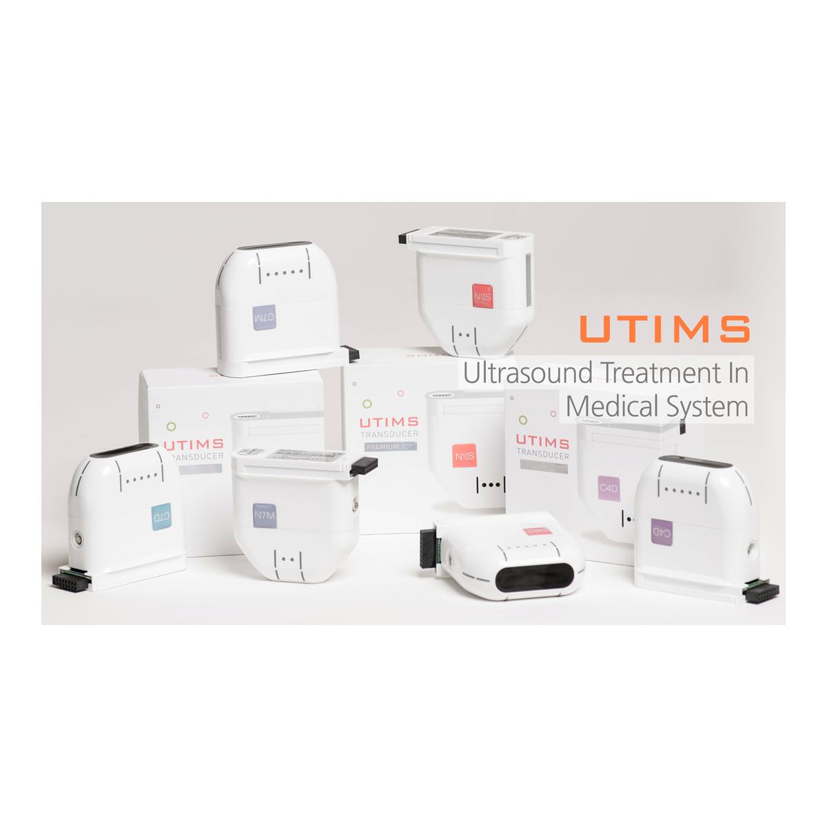 Computer HIFU ultrasuoni focalizzati UTIMS - HIFU - UTIMS