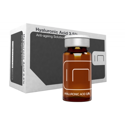 Vials hyaluronic acid 3,5% - Active principles - Institute BCN