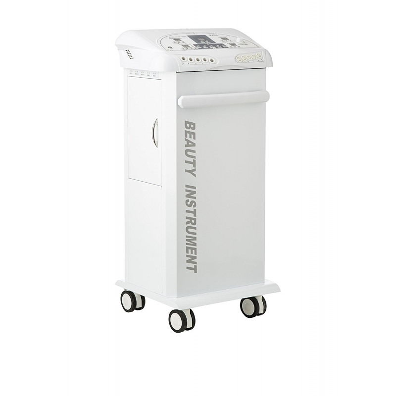 Pressotherapy with Electrostimulation and Sauna, 3-in-1