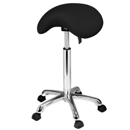 Stool Diavolo Black