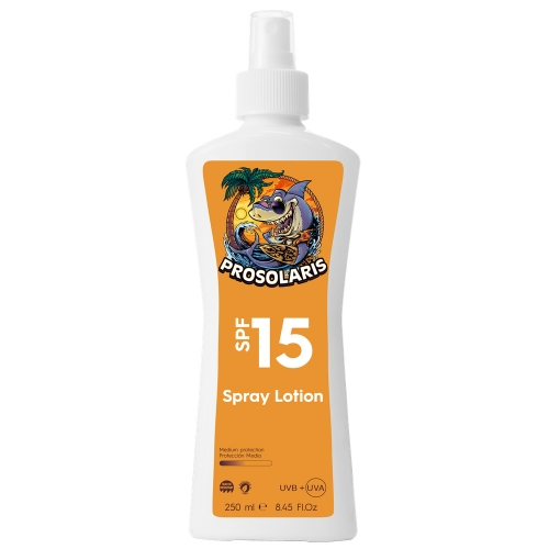 Prosolaris com fps 15 Spray Gel