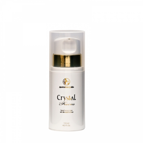 Crystal Faces - Australian Gold - Accelerators Tanning
