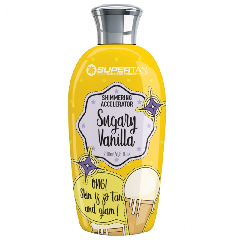Sugary De Baunilha - Supertan - Supertan