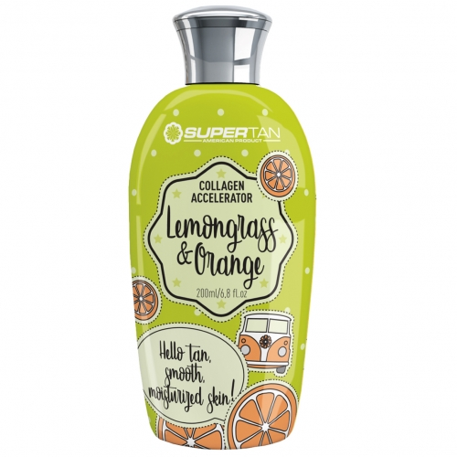 Supertan Lemongrass & Orange - Supertan - Supertan