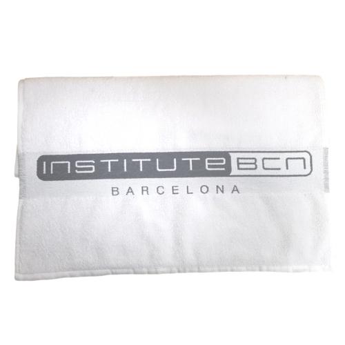 Toalha de banho Branca 50 x 100 cm (pequena)