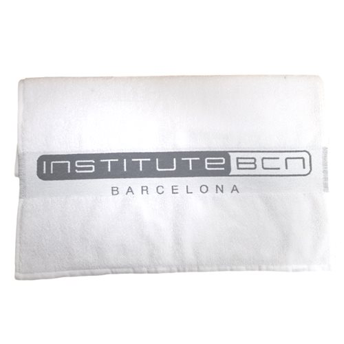 Towel White 50 x 100 cm (small)