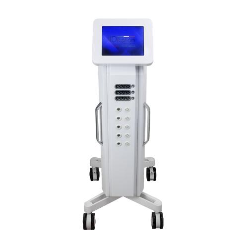 Pressoterapia 3 em 1 Digital Premium com Electroestimulacion e Sauna V. 3.0 (Máquina de exposição)