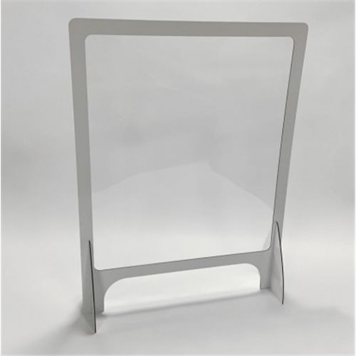 Bulkhead counter methacrylate/Glasspack transparent
